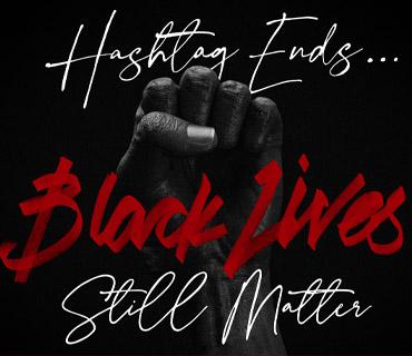 Black Lives Matter Poster Series