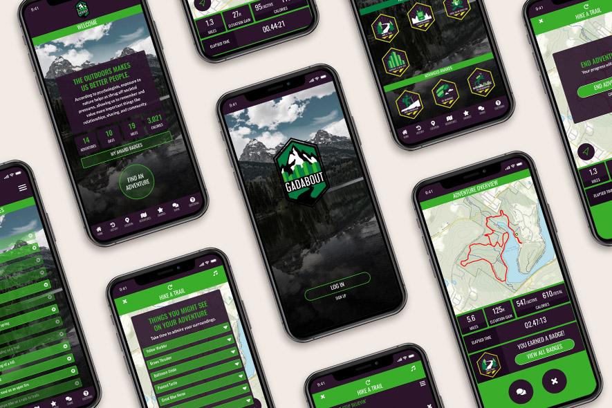 Gadabout App Slides