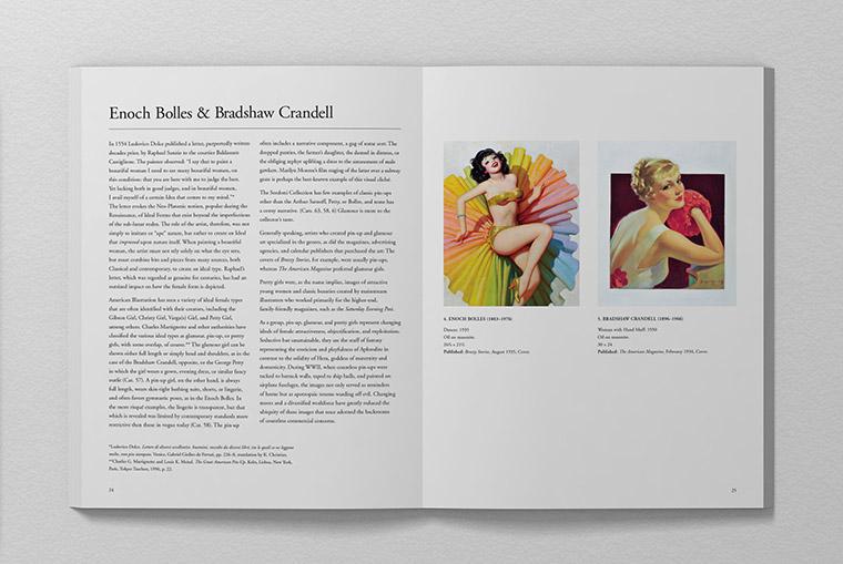 Sordoni Collection Book - Enoch Bolles & Bradshaw Crandell