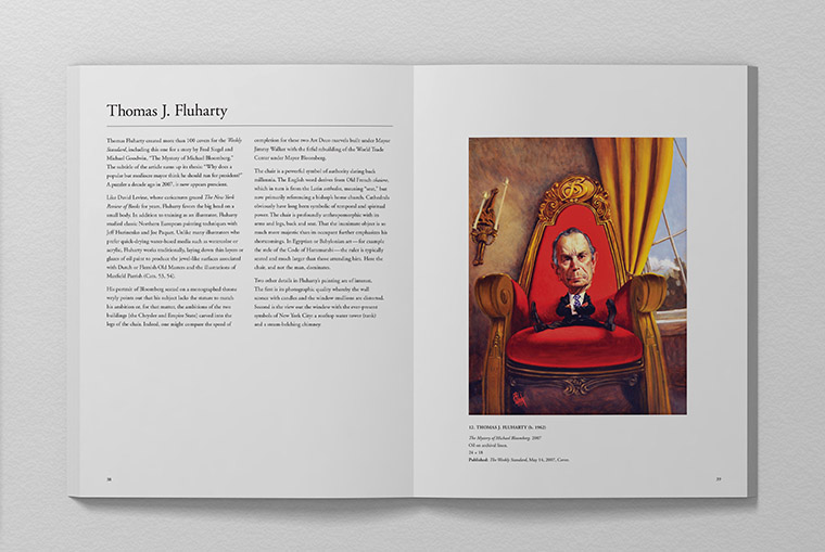 Sordoni Collection Book - Thomas J. Fluharty
