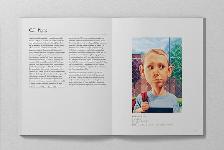 Sordoni Collection Book - C.F. Payne