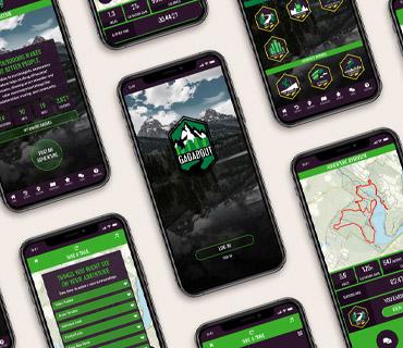 Gadabout Mobile App