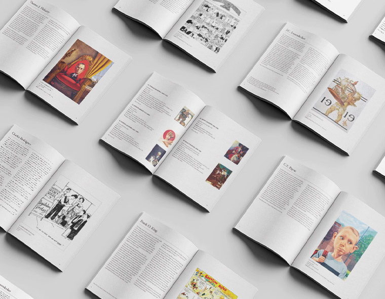 Sordoni Gallery Book - Interior Pages