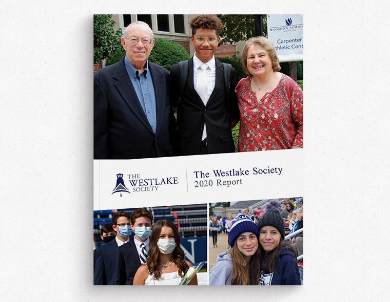 Westlake Society Brochure - Cover