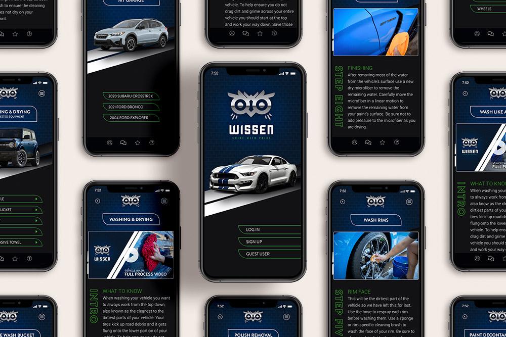 Wissen Mobile App