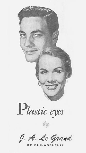 Early LeGrand Associates brochure cover