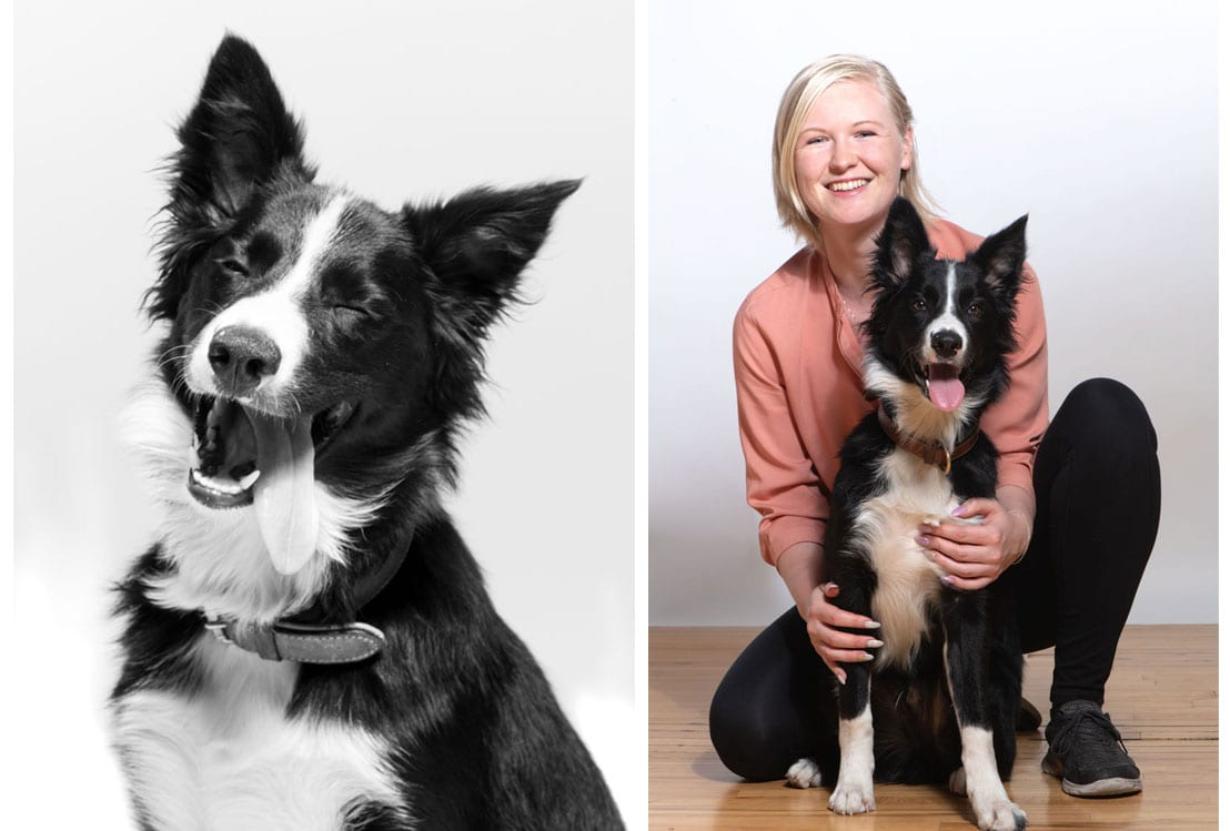Pet Portraits with Heather and Abba