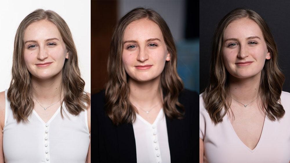 Professional PhD Student Headshots