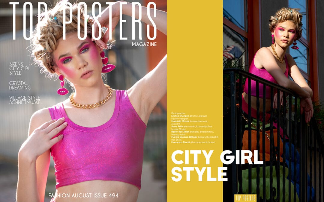 City Girl Style Editorial