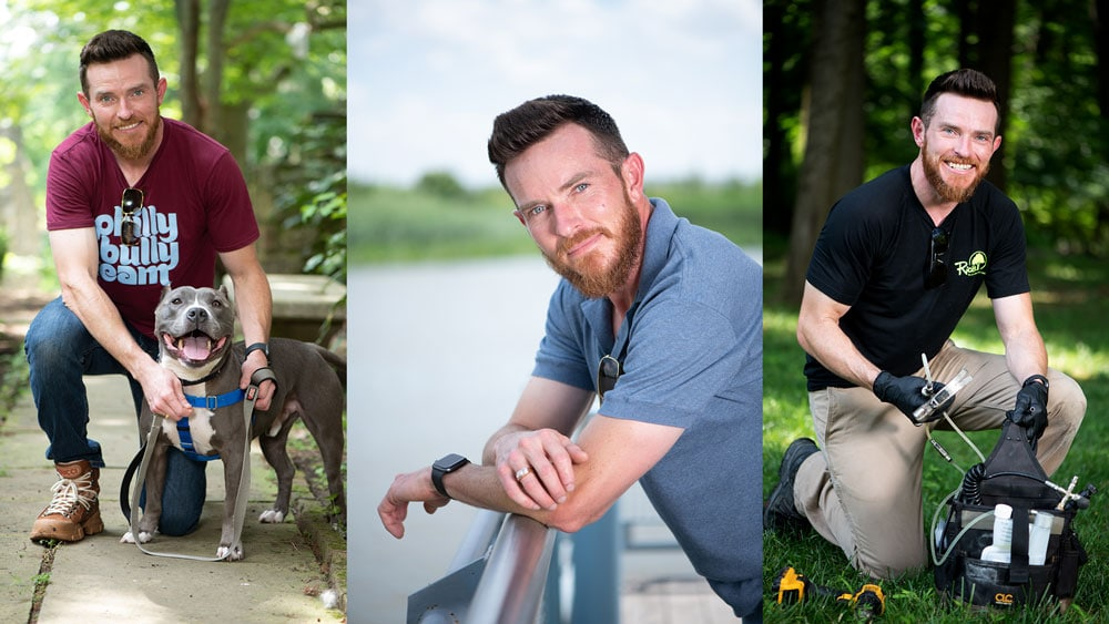 Lifestyle Portraits For Business and Personal