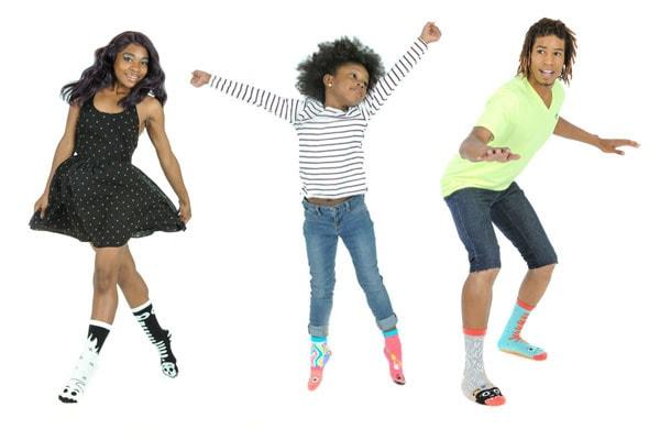 Fashion Catalogue for Pals Socks