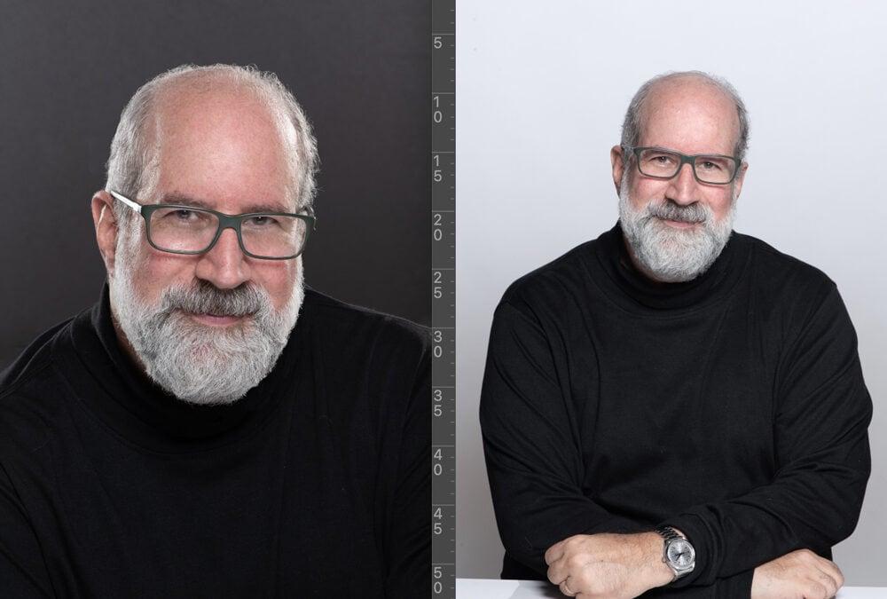 Portrait of Writer – Jerry Manas