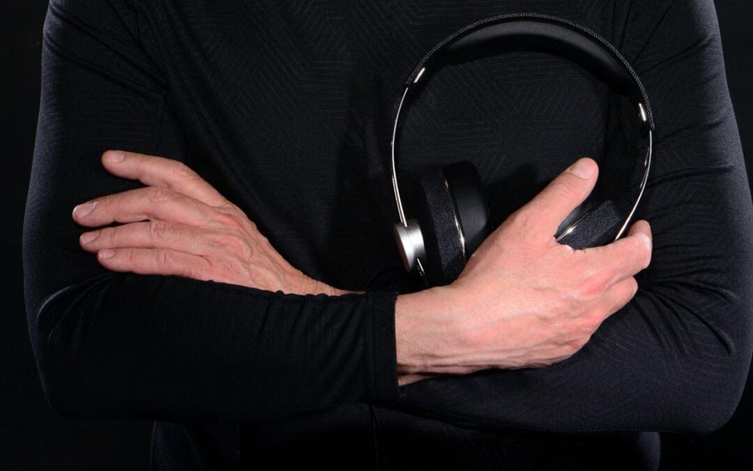 DJ Promotional Portrait Session