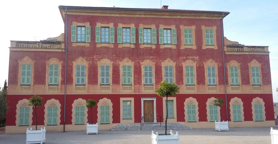 trompe-l'oeil Musée Matisse