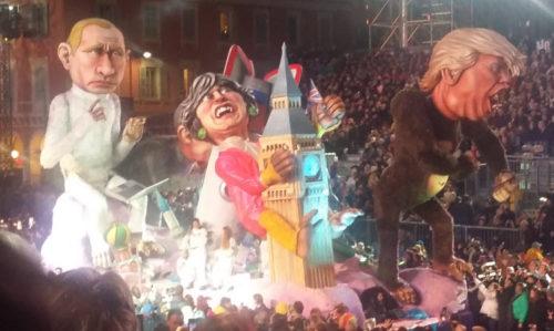 Nice Carnival - Parade Float