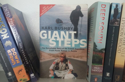 Solo Traveler Book Recommendation - Giant Steps