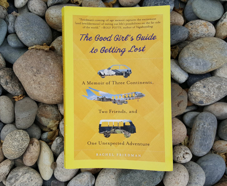 Review of The Good Girl's Guide to Getting Lost