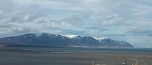 Desolote beauty in Iceland