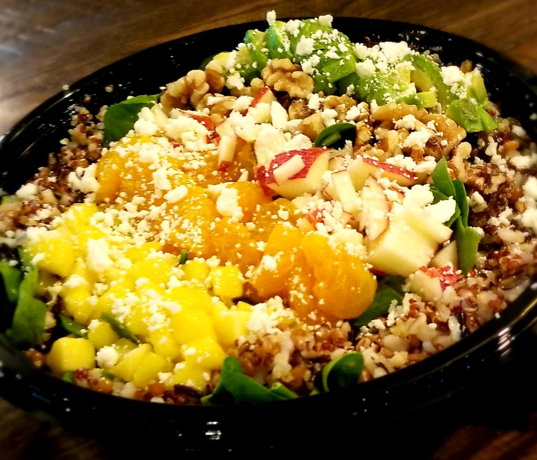 Mango Citrus Bowl