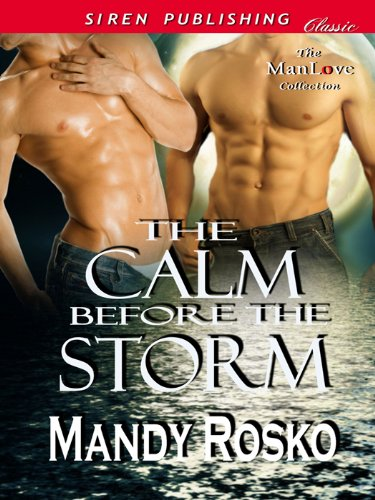 Book Cover: Calm Before the Storm