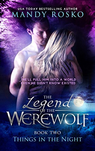 Book Cover: The Legend of the Werewolf
