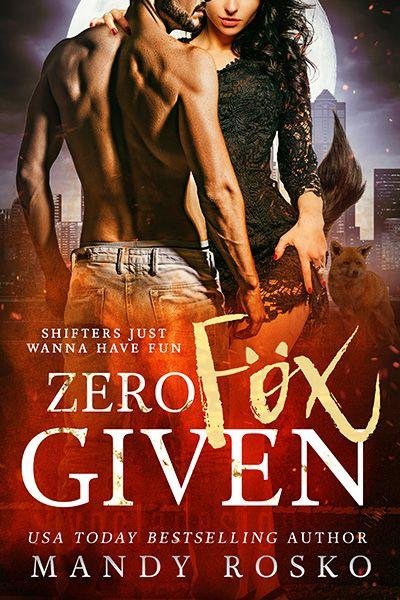 Book Cover: Zero Fox Given