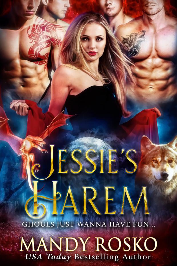 Book Cover: Jessie's Harem