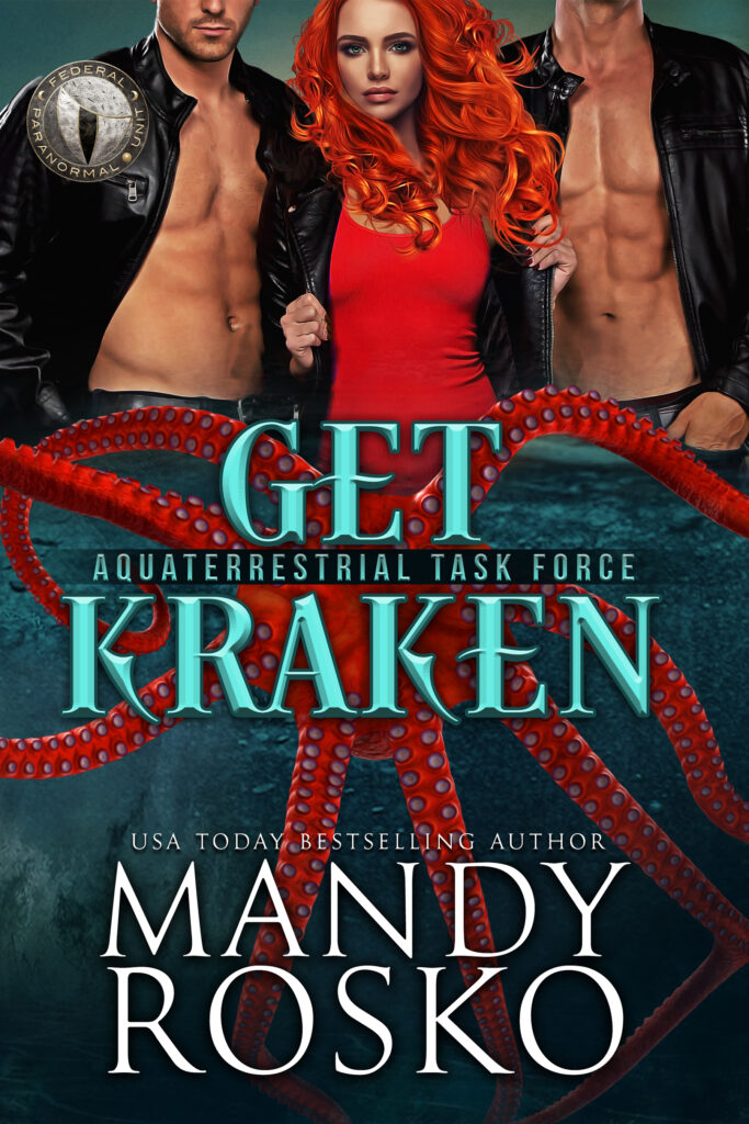 Book Cover: Get Kraken