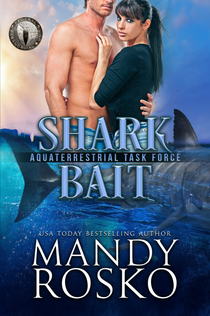 Book Cover: Shark Bait