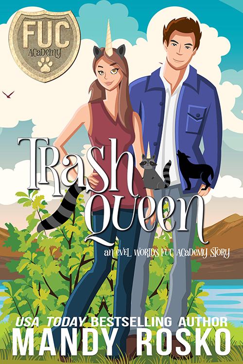 Book Cover: Trash Queen