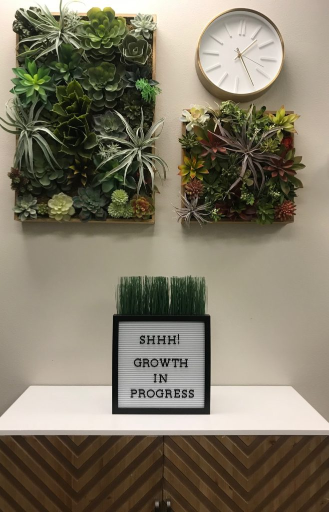Growth-In-Progress