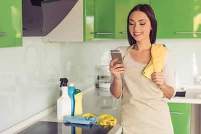 MaidEasy's cleaning business Software offers the 'business builder special'