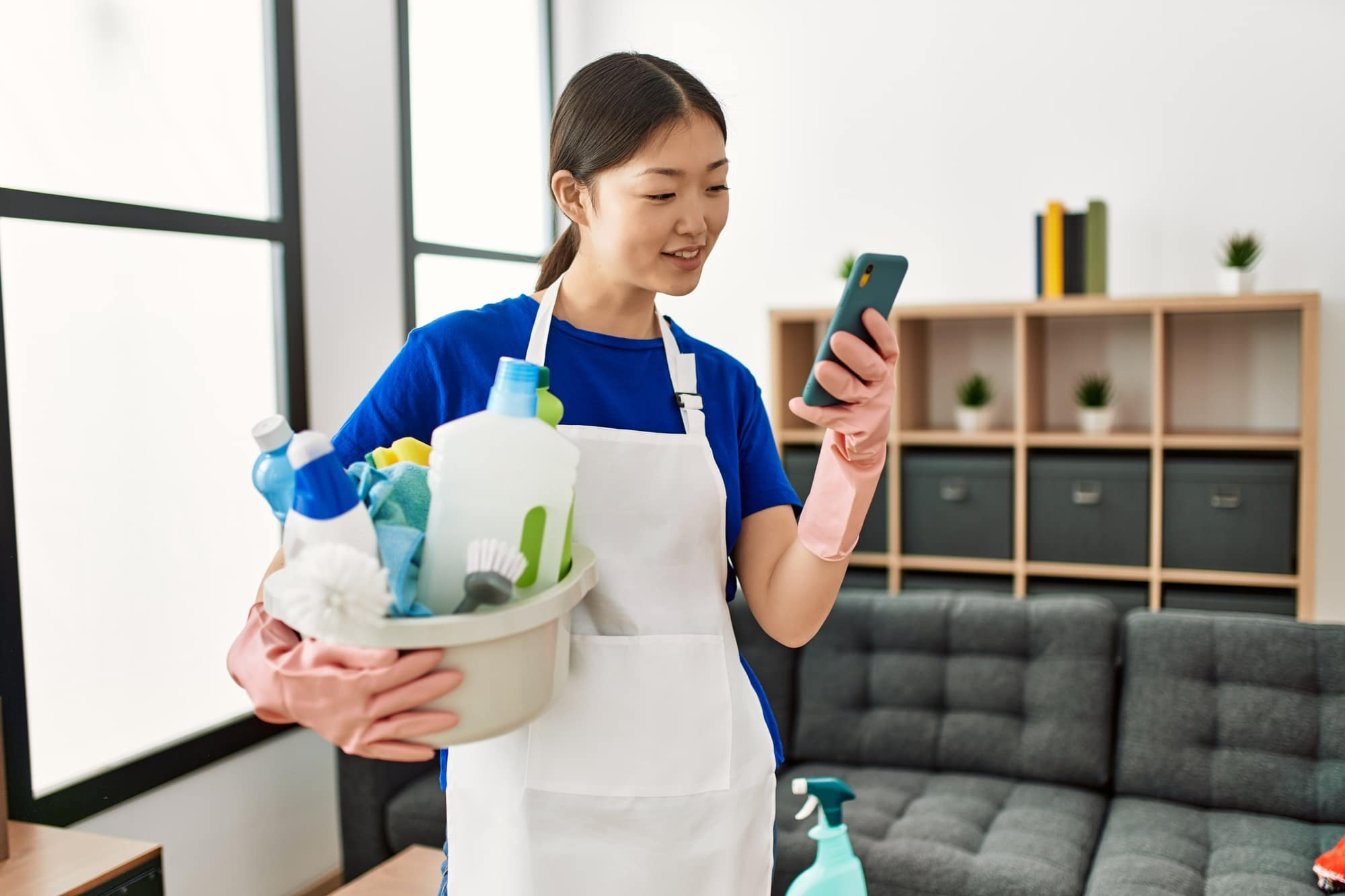 Benefits of a Mobile Cleaning Business Software