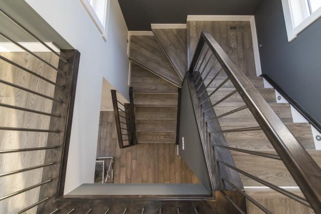Stonesbridge modern staircase