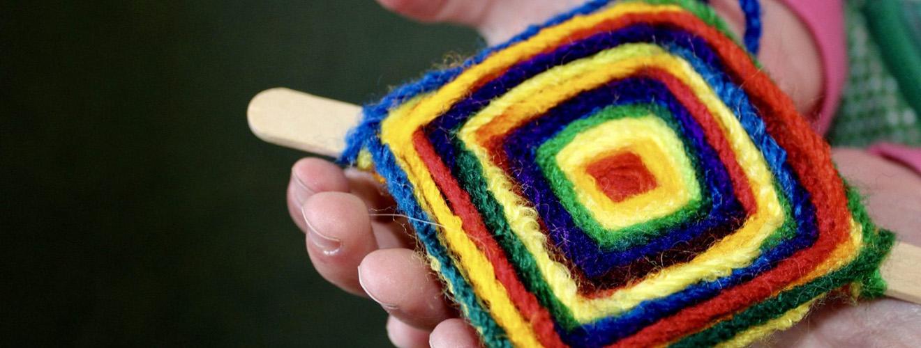 God's Eye Crochet