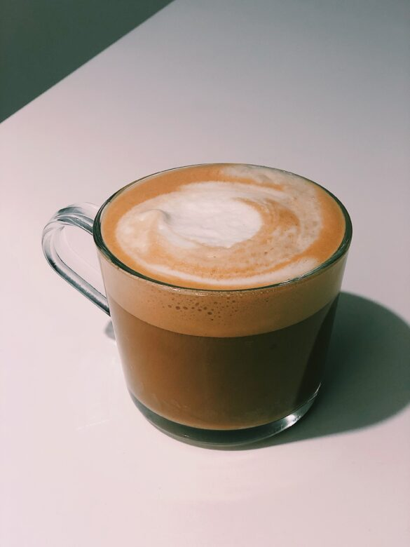 at-home latte
