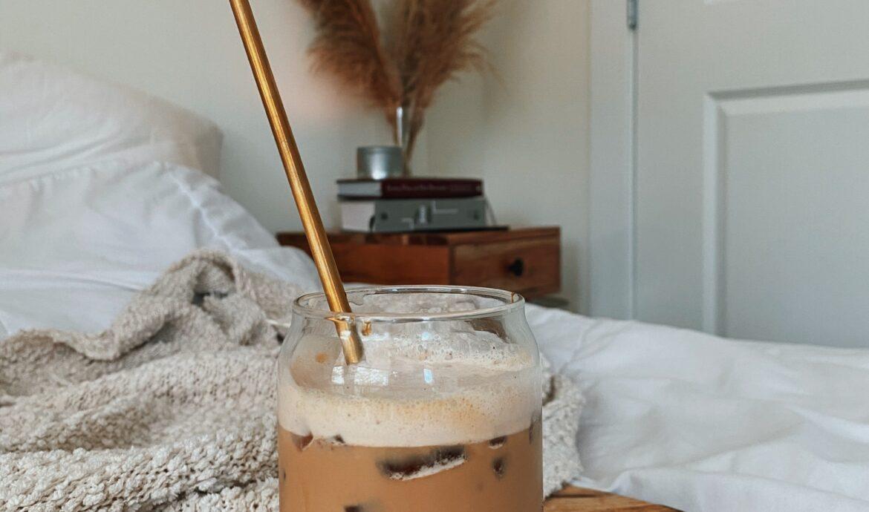 hormone friendly pumpkin spice latte