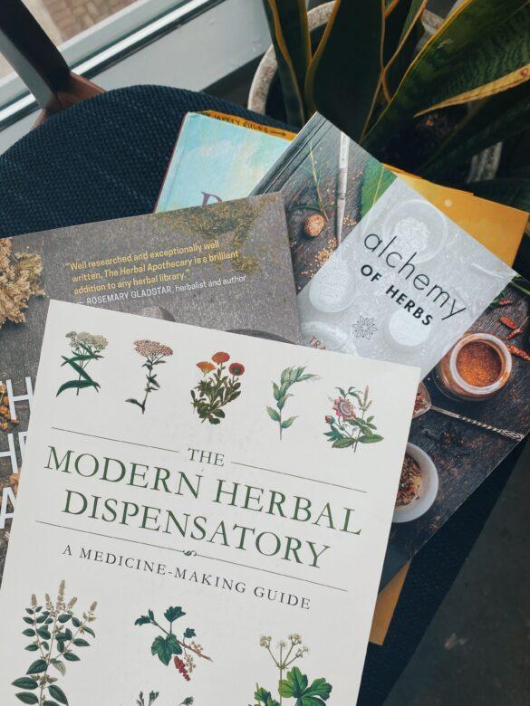 books on herbal medicine
