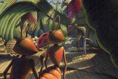 Shannon Jeffries Art_Antz_Insectopia