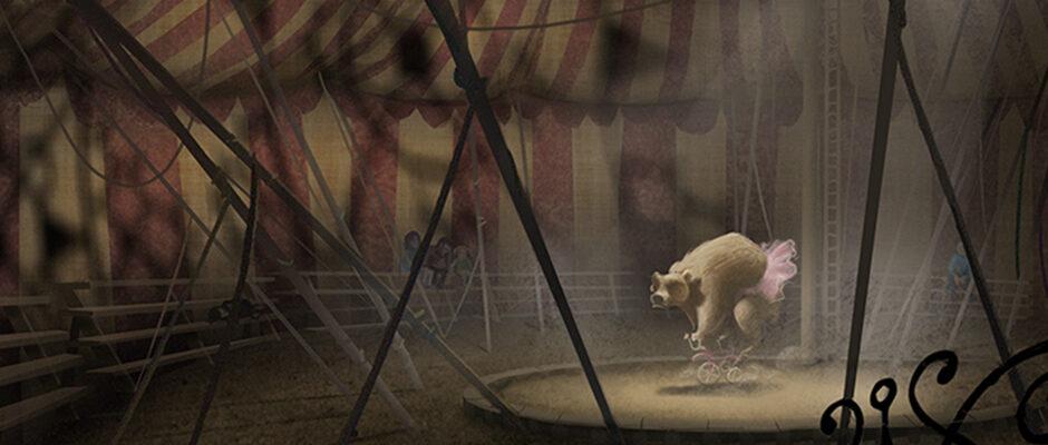 Shannon Jeffries Feature Film - Madagascar Bear