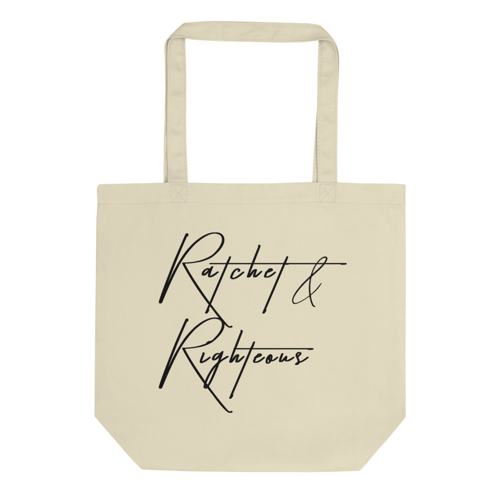 Ratchet & Righteous Tote