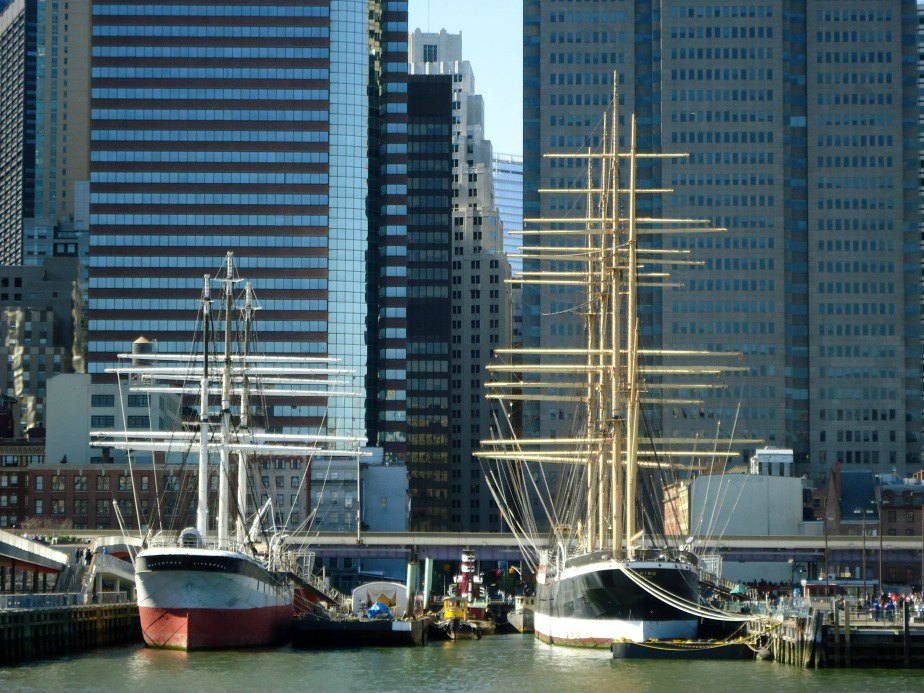 South Street Sea Port