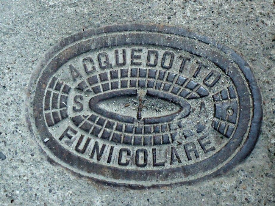 Aquaduct Cover Brunate Como Italy