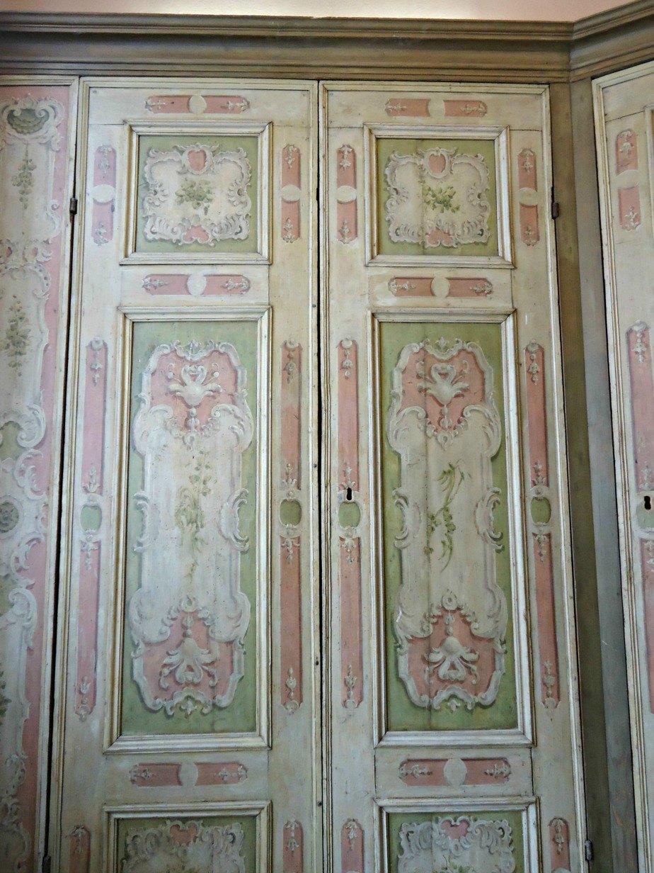 Wardrobe Doors Ca' Rezzonico Dorsoduro Venice