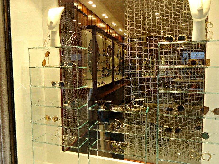 Eye Wear Shop in Dorsoduro Venice Italy
