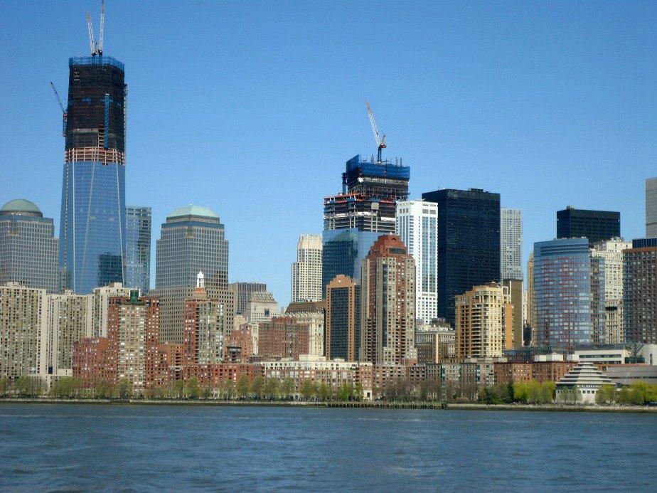 Lower Manhattan Battery Park