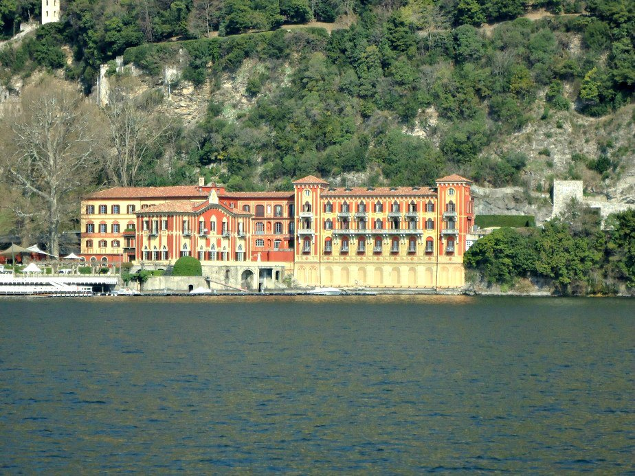 The Queens Pavilion at Villa D'Este Cernobbio Lake Como Italy
