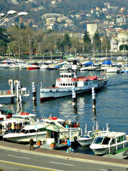 Como Harbour Italy