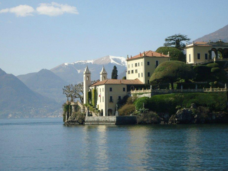 Villa del Balbianello Lake Como Italy