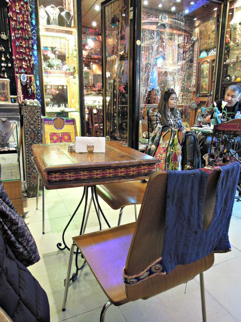 Grand Bazaar Coffee Shop